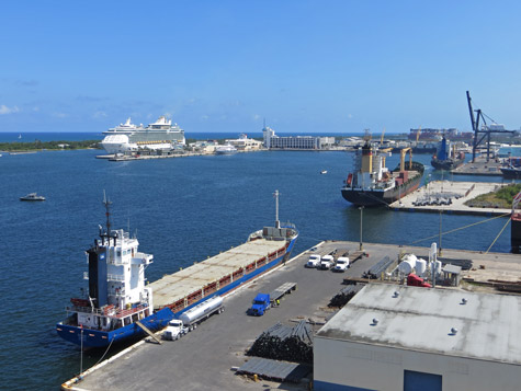 Port Everglades, Florida