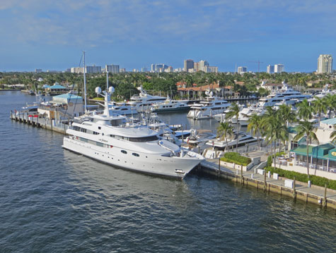 Fort Lauderdale Yacht Harbor